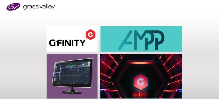 20210316 - Gfinity Moves to Cloud-Powered Production with Grass Valley's GV AMPP