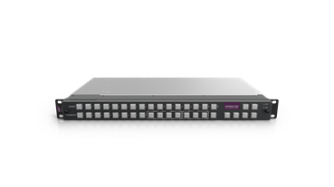 CR1602-CQX Router with CP1602-CQX Control Panel Top Front Angle