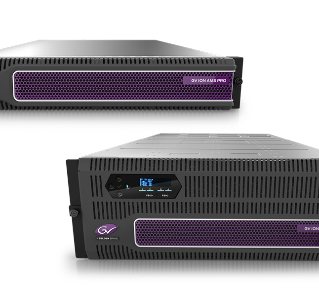 GV AMS Pro - Advanced Media Storage Family