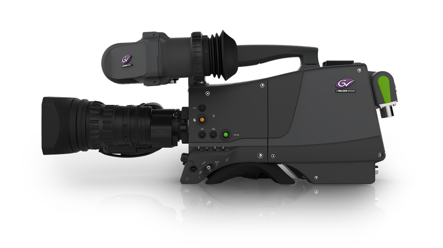 LDX 82 Series Camera Left Side View