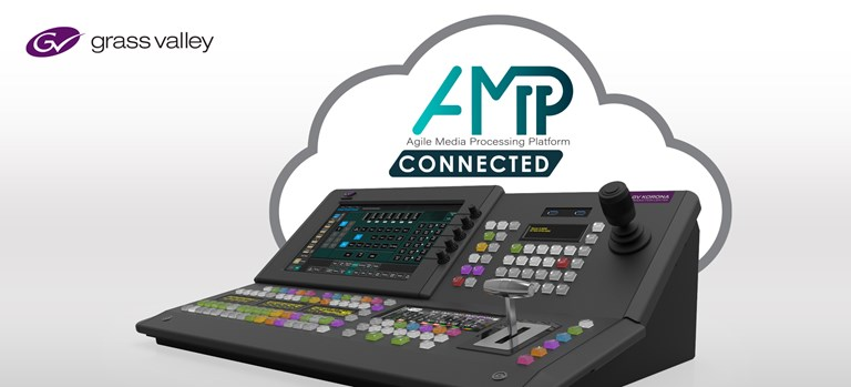 20210201 - Grass Valley Adds Connected Switcher Panels to its Cloud-Based Live Production Arsenal