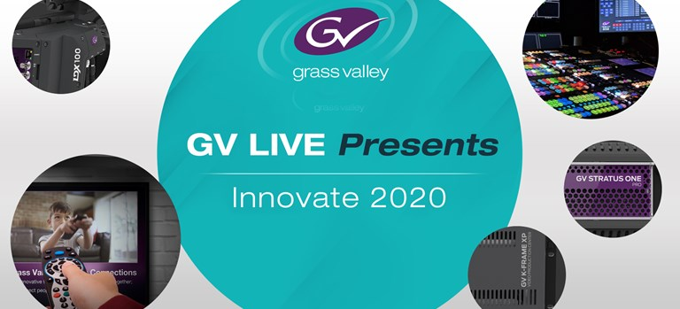 Press Release: GV Introduces Major Advances in IP-Connected Live Prod. & Strategic Direction Tow...