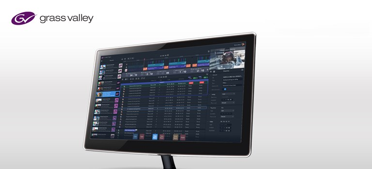 Press Release: GV and Eurosport Partner to Transform Live Sports Coverage using GV AMPP Playout