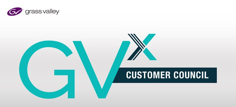 "Press Release: Grass Valley Launches the ""GVX"" Customer Council"