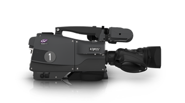 LDX 82 Series Camera Right Side View