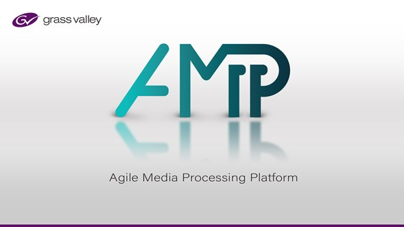 Press Release: Grass Valley Turns Up the Power of Cloud Production with GV AMPP