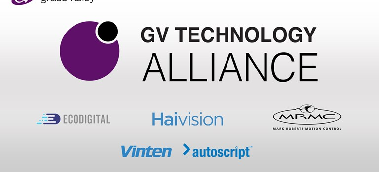 Press Release: Grass Valley Technology Alliance Builds on Collaboration and Adds New Members