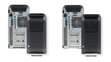 REXCEED W2000 & W4000 Workstations